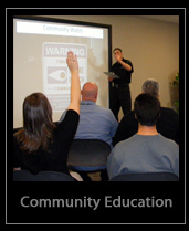 Community Education Services